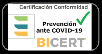 certificado BICERT